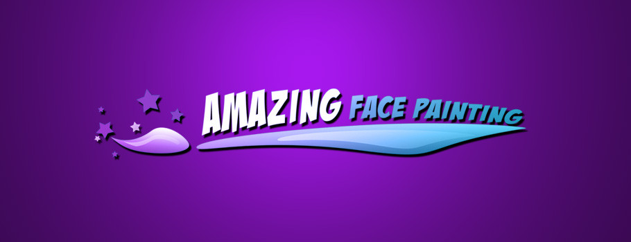 Amazing Face Painting Logo